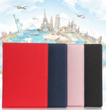New Travel Passport Wallet Case Cover with Credit Card Slots