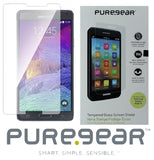 PUREGEAR HARD 9H TEMPERED GLASS SCREEN GUARD PROTECTOR FOR SAMSUNG GALAXY NOTE 4