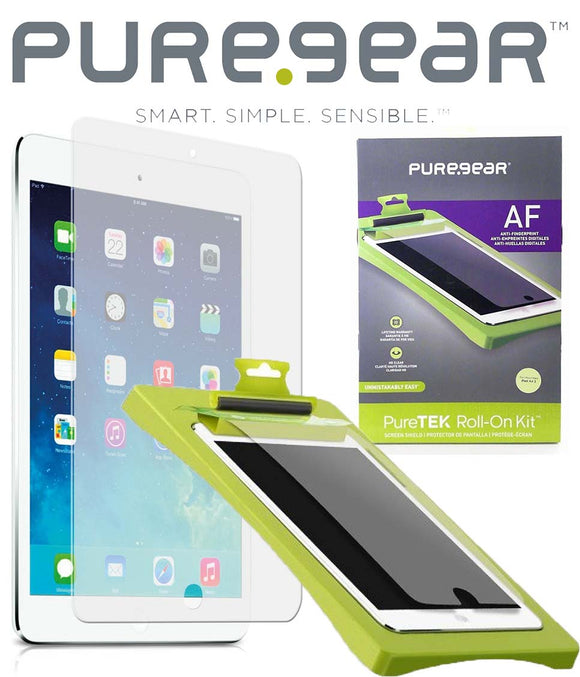 PUREGEAR PURETEK ROLL-ON SCREEN PROTECTOR KIT ROLLER FOR APPLE iPAD AIR, AIR-2