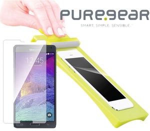PUREGEAR PURETEK ROLL-ON SCREEN PROTECTOR KIT TRAY FOR SAMSUNG GALAXY NOTE 4