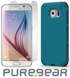 PUREGEAR DUALTEK EXTREME IMPACT RUGGED CASE + SCREEN PROTECTOR SAMSUNG GALAXY S6