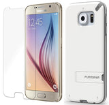 PUREGEAR KICKSTAND SLIMSHELL CASE + SCREEN PROTECTOR FOR SAMSUNG GALAXY S6