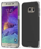 PUREGEAR DUALTEK PRO BLACK ANTI-SHOCK CASE FOR SAMSUNG GALAXY S6 EDGE PLUS +