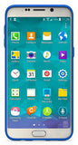 PUREGEAR SLIM SHELL BLUE/CLEAR CASE HARD COVER FOR SAMSUNG GALAXY EDGE PLUS +