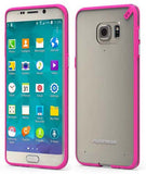 PUREGEAR PINK/CLEAR SLIM SHELL CASE COVER FOR SAMSUNG GALAXY S6 EDGE PLUS +