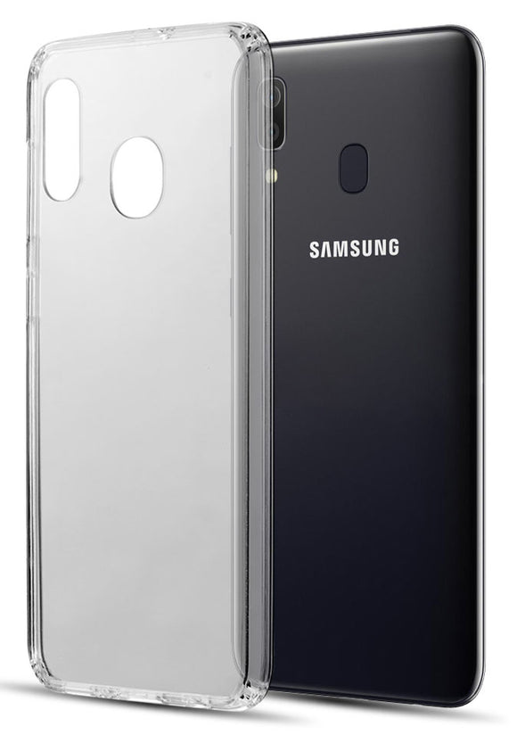 Clear Transparent Hard Case Air Hybrid Cover for Samsung Galaxy A30