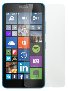 CLEAR LCD SCREEN PROTECTOR SCRATCH SAVER GUARD SAVER FOR MICROSOFT LUMIA 640