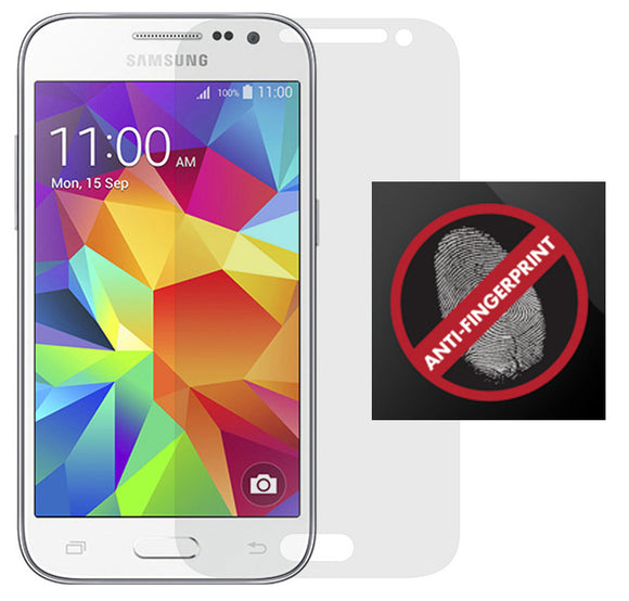 2 ANTI-GLARE FINGERPRINT SCREEN PROTECTOR FOR SAMSUNG GALAXY CORE PRIME G360