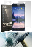 TEMPERED GLASS SCREEN GUARD CRACK PROTECTOR FOR SAMSUNG GALAXY S6 ACTIVE G890
