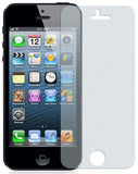 NEW CLEAR LCD SCREEN PROTECTOR SCRATCH SAVER FOR APPLE iPHONE 5 5s