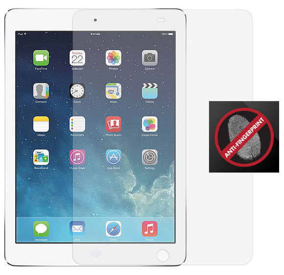 ANTI-GLARE FINGERPRINT LCD SCREEN PROTECTOR SCRATCH SAVER FOR iPAD AIR 5th GEN