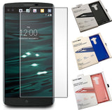 Tech21 EVO CHECK CASE COVER + TEMPERED GLASS SCREEN PROTECTOR FOR LG V10 PHONE