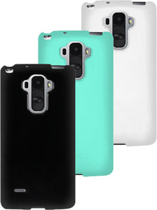 NEW RUBBERIZED PROTEX HARD SHELL PROTECTOR CASE COVER FOR LG G VISTA-2 H740