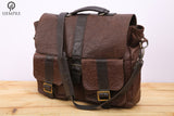 Handmade Messenger Bags business for men