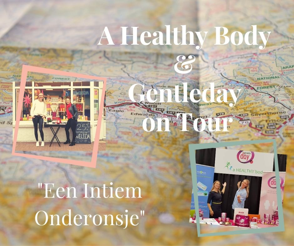 A Healthy Body & Gentleday on tour!