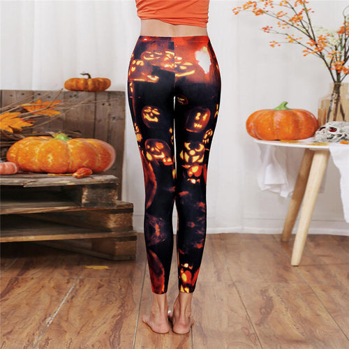 Fashion featuring Halloween print trousers