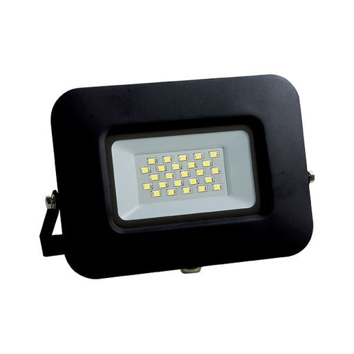 Projecteur LED  – 20 Watts - Angle 150° - 1700 lumens - 85 Lumens/Watt - 155 x 115 x 20 mm – IP65 – Garantie 5 ans
