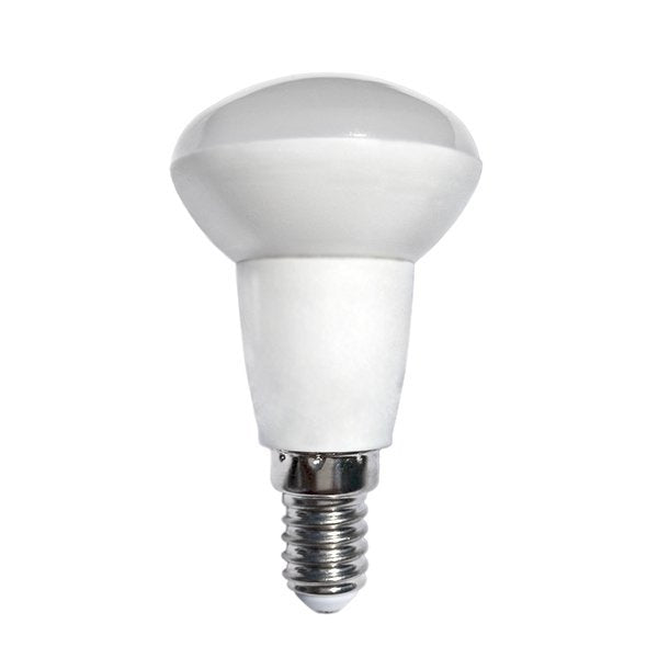 Lot de 10 Ampoules LED E14 - 6 Watts - 480 Lumens - 80 Lumens/Watt - 50 x 85 mm - Angle 180° - IP20
