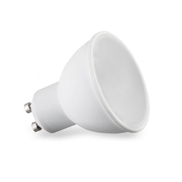 Lot de 10 Ampoules LED GU10 - 5 Watts - 110 degrés