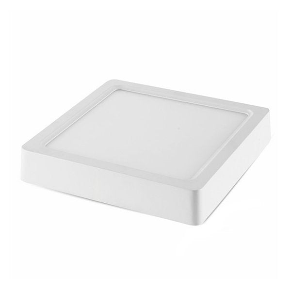 Dalle de surface carré - 12 Watts - 170 x 170 x 36 mm - Angle 120° - IP20 - Transformateur inclus - Option Dimmable - Garantie 5 ans
