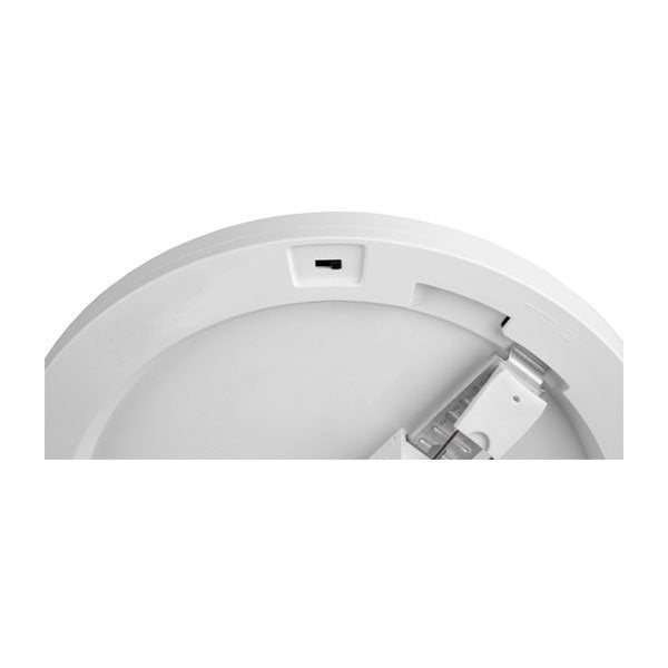 Dalle super fine LED CCT - ronde - 30 Watts - 3000 Lumens - 100 Lumens/Watt - Dimension ф330 x 19 mm - Découpe ф65 x 310 mm - Angle 100° - IP20 -