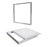 Dalle de surface carré - 24 Watts - 300 x 300 x 38 mm - Angle 120° - IP20 - Transformateur inclus - Option Dimmable