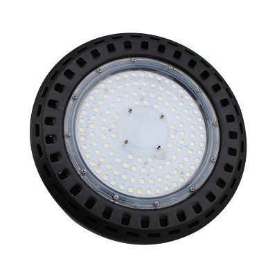 Lampe industrielle Driverless - 100 Watts - 10 000 Lumens - 100 Lumens/Watt - 278 x 171 mm - Angle  120° - IP65
