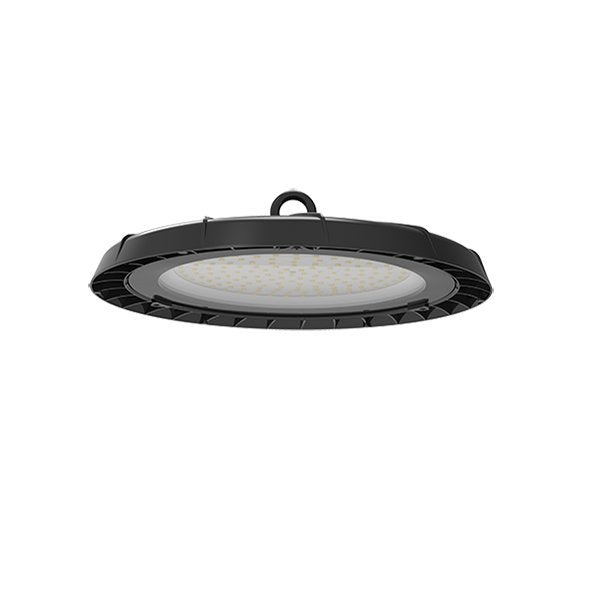 Lampe industrielle UFO - Série LIGHT - 150 Watts - 12 750 Lumens - 85 Lumens/Watt - Angle 120° - 310 x 88 mm - IP65