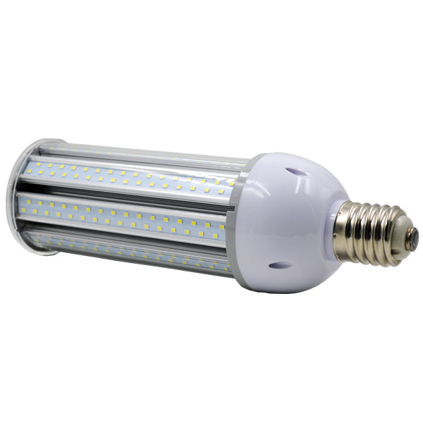 Ampoule LED  E27 / E40 au choix - 60 Watts - 7800  lumens - 130 lumens/Watt - 93 x 315 mm - Angle 360° - IP44