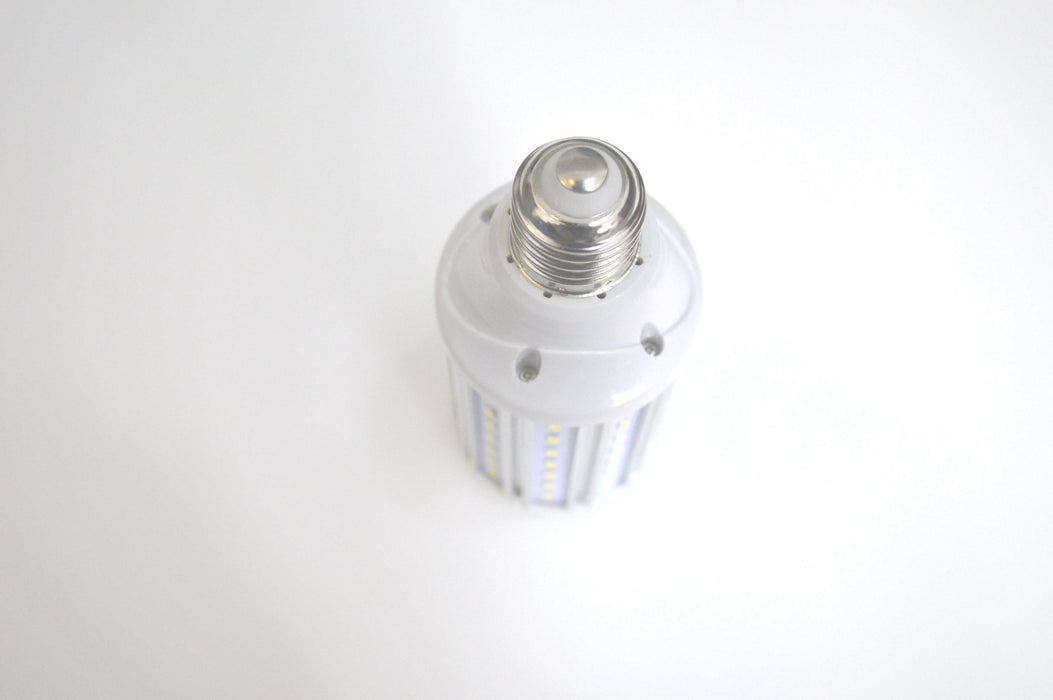 Ampoule LED E27 / E40 au choix - 15 Watts - 2100  lumens - 140 lumens/Watt -  60 x 142 mm - Angle 360° - IP44 - Dimmable