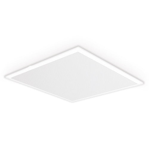 Dalle LED carrée 60 x 60 - 40 Watts - 3200 Lumens - 80 Lumens/watt - 595 x 595 x 9 mm - Angle 120° - IP40