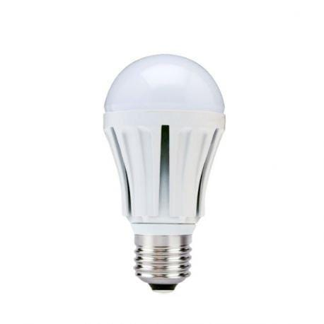 Ampoule LED E27 - 10 Watts - 750 Lumens - 75 Lumens/Watt - 60 x 118 mm - Angle 180° - IP20