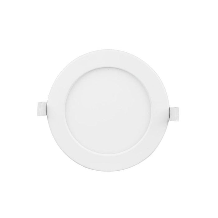 Plafonnier Led Rond extra plat CCT - 20 Watts - 1800 Lumens - 90 Lumens/Watt - Dimensions 220 x 32 mm - Découpe 205 mm - Angle 100° - IP20 - Dimmable