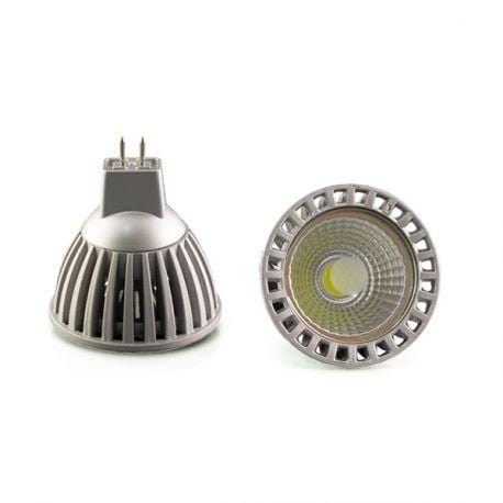 Ampoule LED GU10 - 5 Watts - 50 x 55 mm - 110 degrés