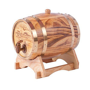Mini Wooden Barrel | Regular