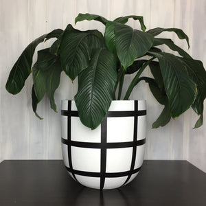 GRID POT | PLANTER