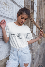 Load image into Gallery viewer, The Lazy Sword Unisex T-Shirt - The Poetic Quill