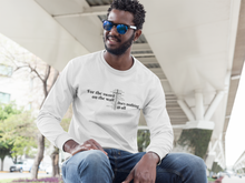 Load image into Gallery viewer, The Lazy Sword Unisex Long Sleeve T-Shirt - The Poetic Quill