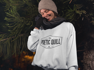 The Poetic Quill Official Unisex Sweatshirt - The Poetic Quill
