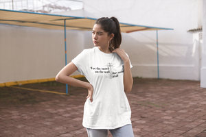 The Lazy Sword Unisex T-Shirt - The Poetic Quill