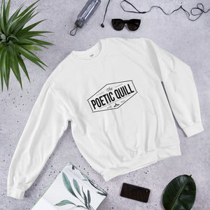 The Poetic Quill Official Unisex Sweatshirt