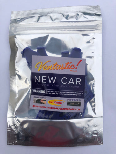 End of Product Sale- Ventastic Air Fresheners (10 Count) - 5 Scents Available-Available while supplies last