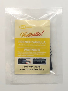New and Improved Ventastic!  Individually Packaged! (10 Count) - 5 Scents Available