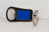 "2 1/8 "" Laserable Bottle Opener Keychain - Lucky Dog Custom Creations"