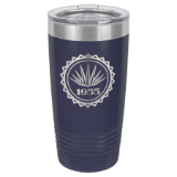 Polar Camel 20oz Insulated Tumbler with Lid - Lucky Dog Custom Creations