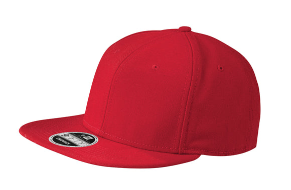 New Era® Original Fit Flat Bill Snapback Cap - Lucky Dog Custom Creations
