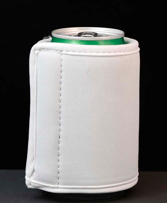 Velcro Beverage Can / Bottle Wrap - Lucky Dog Custom Creations