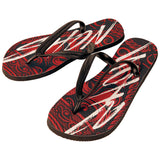 Adult Sublimatable Flip Flops - Lucky Dog Custom Creations