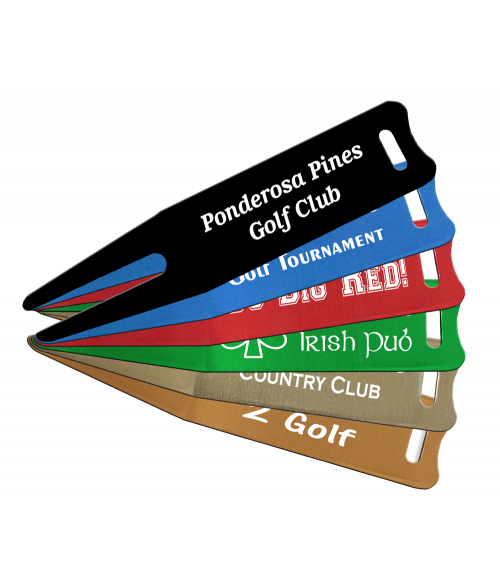 Anodized Golf Divot Tool, Laser Engravable - Lucky Dog Custom Creations