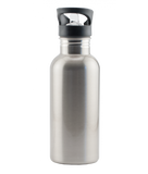 Stainless Steel Water Bottle - Lucky Dog Custom Creations